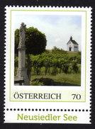 ÖSTERREICH 2012 ** Weinanbau, Weinreben, Neusiedler See - PM Personalized Stamp MNH - Wein & Alkohol