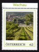 ÖSTERREICH 2012 ** Weinanbau, Weinreben In Der Wachau- PM Personalized Stamp MNH - Wein & Alkohol