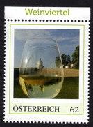 ÖSTERREICH 2012 ** Wein Aus Dem Weinviertel - PM Personalized Stamp MNH - Wein & Alkohol