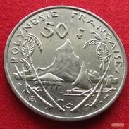 French Polynesia 50 Francs 1967 KM# 7 Polynesie Polinesia - Polynésie Française