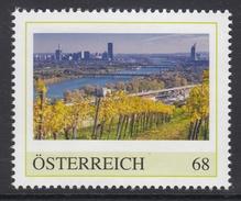 ÖSTERREICH 2016 ** Wein, Weinreben, Weinanbau In Wien - PM Personalisierte Marke MNH - Wein & Alkohol