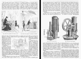 """MOTEURS DE PETITE PUISSANCE  """" LE MOTEUR TYSON """"  1880 - Non Classés"""