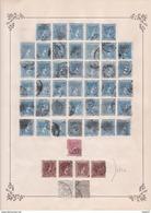 Espagne - Collection Vendue Page Par Page - Timbres Oblitérés / Neufs *(avec Charnière) -Qualité B/TB - Usati