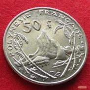 French Polynesia 50 Francs 2000 KM# 13 Polynesie Polinesia - Polynésie Française