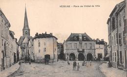 ¤¤  -  VEZELISE   -  Place De L'Hôtel De Ville    -  ¤¤ - Vezelise