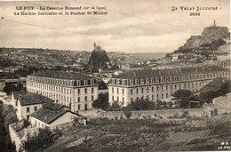 43. Le Puy En Velay. La Caserne Romeuf - Le Puy En Velay