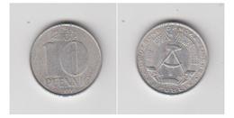 10 PFENNIG 1979 A - [ 6] 1949-1990 : GDR - German Dem. Rep.