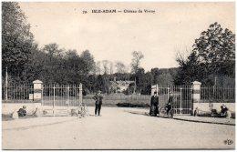 95 ISLE-ADAM - Chateau Du Vivray   (Recto/Verso) - L'Isle Adam