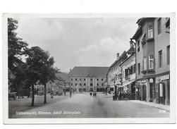 VOLKERMARKT KARNTEN - ADOLF HITLERPLATZ - Österreich