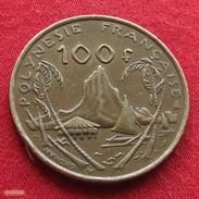 French Polynesia 100 Francs 1998 KM# 14 Polynesie Polinesia - Polynésie Française