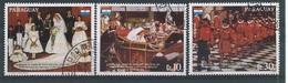 Paraguay      Y / T  Luchtpost   888 / 890     (O)  Huwelijk  Charles En Diana - Paraguay