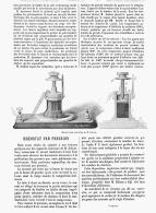 RHEOSTAT Par PRESSION  1879 - Sciences & Technique