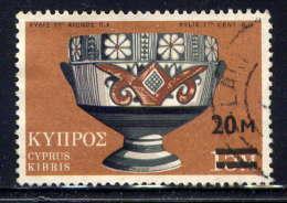 CHYPRE - 393° - CALICE ANCIEN - Chypre (...-1960)