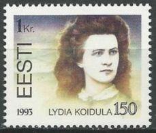 ESTLAND 1993 Mi-Nr. 219 ** MNH - Estonie