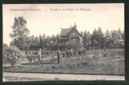 AK Virelles-lez-Chimay, Pavillon Du Prince De Chimay - Chimay
