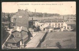CPA Saint-Denis, Vue Générale Des Ateliers Delaunay-Belleville - Frankrijk