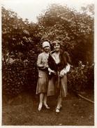 Photo Ancien / Foto / Women / Femmes / 1920s - Personnes Identifiées
