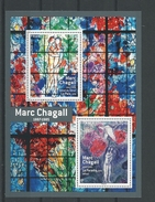 France: BF 2017 **  Marc Chagall - Sheetlets
