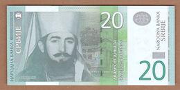 AC - SERBIA 20 DINARS 2006 UNCIRCULATED - Serbia