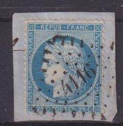 """FRANCE : PC 4116 . """" AIN-BEIDA """"  . (ALGERIE) . N° 60 . SUR FGT . TB . - Marcophilie (Timbres Détachés)"""