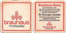 #D144-193 Viltje Brauhaus Pforzheim - Sous-bocks