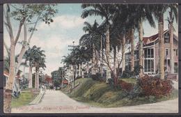 PANAMA  ,  OLD  POSTCARD - Panama