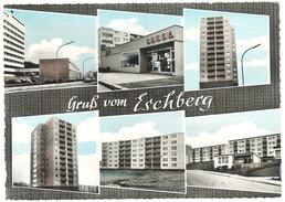 Cpsm Allemagne - Saarbrücken - Grub Vom Eschberg ( Multivues ) - Saarbruecken