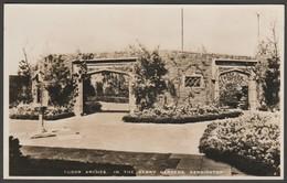 Tudor Arches, Derry Gardens, Kensington, London, C.1930 - RP Postcard - London
