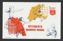 Buvard - BOUSSAC - VETEMENTS MAURICE RAVAIL - Textile & Clothing