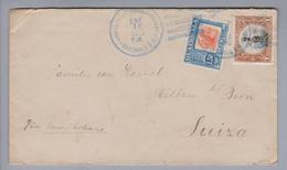 Guatemala 1923-01-01 Brief Via New Orleans Nach Milken B.Bern CH - Guatemala