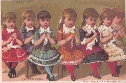 Chromo 1900 Fabrique De Chocolats,usine à Vapeur ,chocolat Extra Derossy  : La Couture - Chocolat
