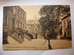 Carte Postale Allemagne  Magdeburg ,Klooster U.l.Frauen ,Klosterhol  (CPA Oblitérée 1907 Timbre 10 Deutsch M. ) - Magdeburg