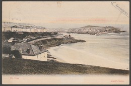 St Ives, Cornwall, 1904 - Argall Postcard - St.Ives