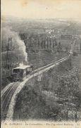 Langres, Train - La Crémaillère - Carte LL N° 34 - Trains