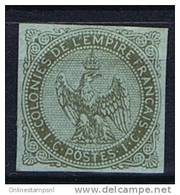 Colonies Francaises: Yv Nr 1 Not Used (*) - Aquila Imperiale