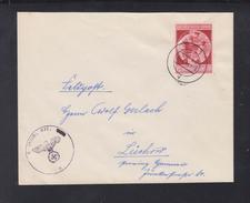 Dt Reich Feldpostbrief  24663 - Deutschland