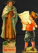 Chromo & Image - Chromo. Grands Découpis - En TB. état - Children