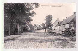 EERNEGHEM. Steenweg Van Oostende - Ichtegem