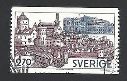 Schweden, 1983, Michel-Nr. 1251, Gestempelt - Sweden