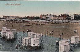 Postcard: Postcard: 'West Sands, Bognor'; Bognor To London, 13 July C. 1917 - England