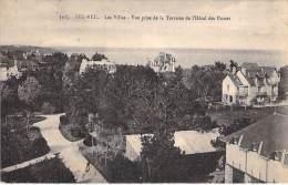 BRETAGNE - 29 - BEG MEIL : Les Villas - Vue Prise De La Terrasse De L'Hotel Des Dunes - CPA - Finistère - Beg Meil