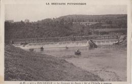 Pontrieux 22 -  Déversoir Du Bassin - Echelle à Saumons - Pêche - 1940 - Pontrieux