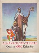 ALMANACH SAINT ODILE N° 1969 - Alsace