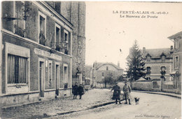 LA FERTE ALAIS - Le Bureau De Poste        (97143) - La Ferte Alais
