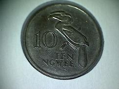 Zambia 10 Ngwee 1968 - Zambie