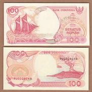 AC -  INDONESIA 100 RUPIAH 1992 UNCIRCULATED - Indonesia