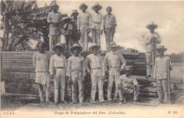 COLOMBIE - Ethnic / Grupo De Trabajadores Del Sinu - Colombie