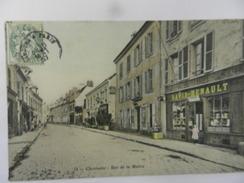 CHEVREUSE Rue De La Mairie - Chevreuse