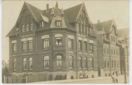 ALLEMAGNE - MAGDEBURG - Belle Carte Photo D'une Villa (nommée Au Dos) Prise Par Photo. W. BORNSTEDT En 1910 - Magdeburg
