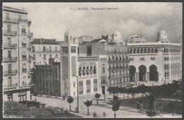 Boulevard Laferrière, Alger, Algerie, C.1910 - CPA - Algiers